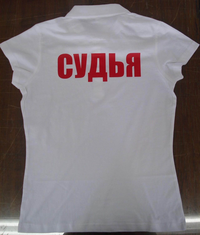 печать футболок термоперенос